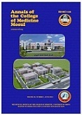 Annals of the College of Medicine, Mosul